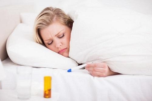 Может ли при цистите подниматься температура